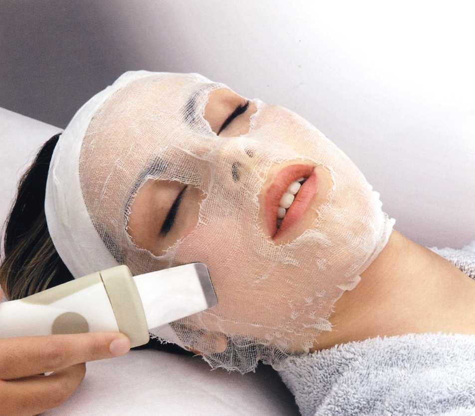 Процедуры аппаратной косметологии лица